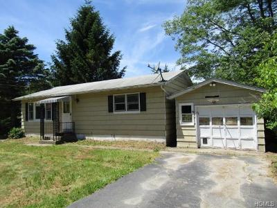 Single Family Home For Sale: 7319 State Route 55