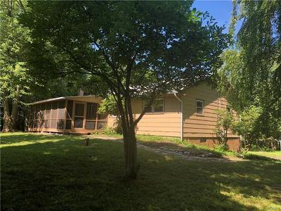 New Paltz Single Family Home For Sale: 424 Guilford Road