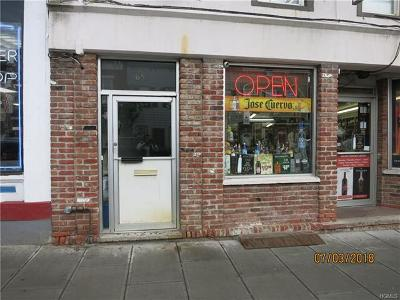 Rockland County Commercial For Sale: 65 Broadway