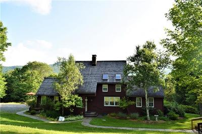Livingston Manor Single Family Home For Sale: 51 Sugar Bush Road