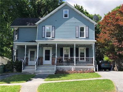 Goshen Multi Family 2-4 For Sale: 147 Grand Street