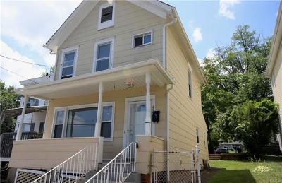 Haverstraw NY Single Family Home For Sale: $179,900