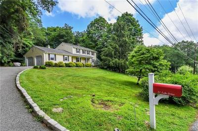 Westchester County Single Family Home For Sale: 21 Lake Drive