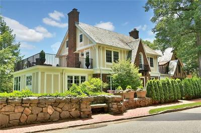 Scarsdale NY Single Family Home For Sale: $1,730,000