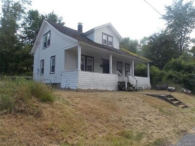 Liberty NY Single Family Home For Sale: $50,000