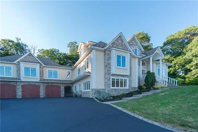 Rockland County Single Family Home For Sale: 120 Overlook Road