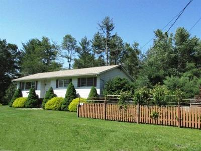 Forestburgh Single Family Home For Sale: 8 Black Brook Drive