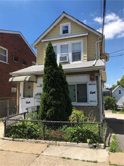 Bronx Multi Family 2-4 For Sale: 4611 Matilda Avenue