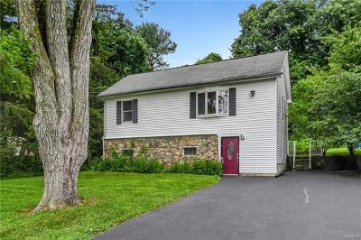 Westchester County Single Family Home For Sale: 3 Amawalk Avenue