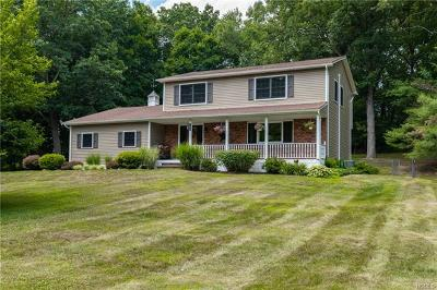 Verbank Single Family Home For Sale: 193 Cooper Drive