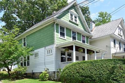 Bronxville Single Family Home For Sale: 462 Bronxville Road