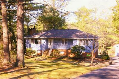 Glen Spey Single Family Home For Sale: 35 Pitio Road