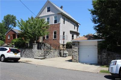 Yonkers Single Family Home For Sale: 112 Ridgewood Avenue