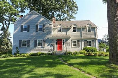 Westchester County Single Family Home For Sale: 64 Woodbine Avenue