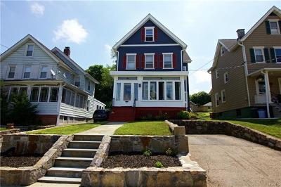 Peekskill Single Family Home For Sale: 309 Fremont Street