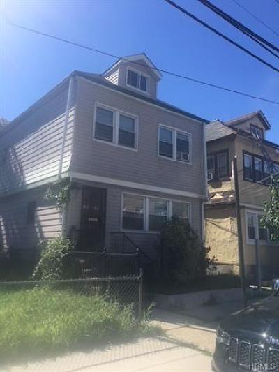 Bronx Multi Family 2-4 For Sale: 3960 Paulding Avenue