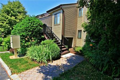 Ossining Condo/Townhouse For Sale: 15 Steven Drive #4