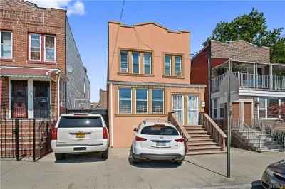 Bronx Multi Family 2-4 For Sale: 762 Olmstead Avenue