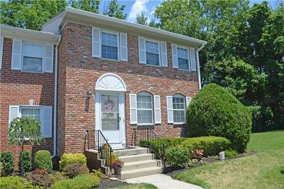 Rockland County Condo/Townhouse For Sale: 459 Hopi Court