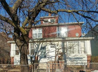 Bronx Single Family Home For Sale: 3669 East Tremont Avenue