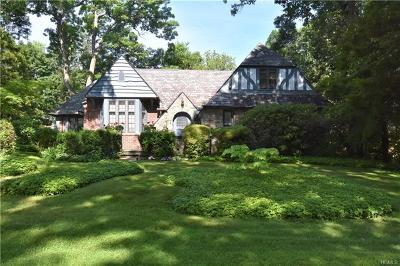 Westchester County Single Family Home For Sale: 66 West Parkway