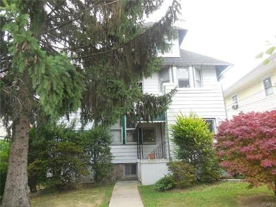 New Rochelle Single Family Home For Sale: 22 Ferdinand Place