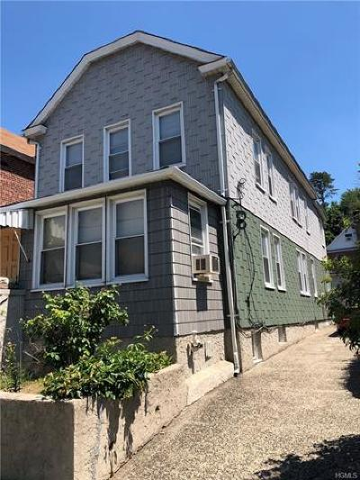 Yonkers Multi Family 2-4 For Sale: 126 King Avenue