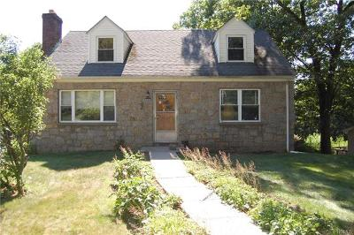 White Plains Single Family Home For Sale: 51 Nethermont Avenue