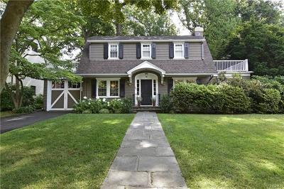Westchester County Single Family Home For Sale: 103 Douglas Place