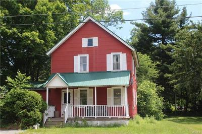 Single Family Home For Sale: 23 Academy Street