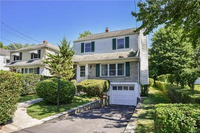 New Rochelle Single Family Home For Sale: 47 Harding Drive