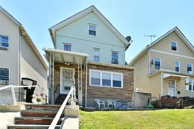 Mount Vernon Multi Family 2-4 For Sale: 229 North Macquesten Parkway