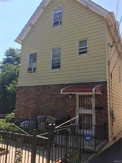 Yonkers Single Family Home For Sale: 139 Ridgewood Avenue