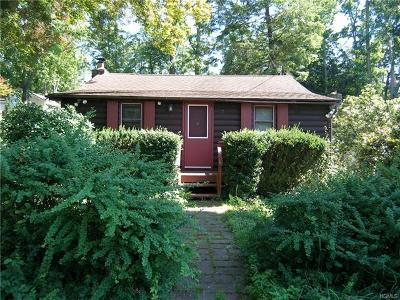Yorktown Heights Single Family Home For Sale: 3 Aery Road