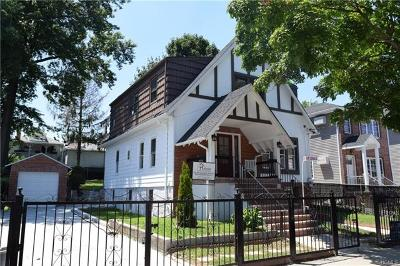 Bronx Single Family Home For Sale: 811 Hollywood Avenue