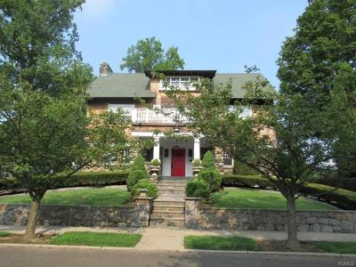 Yonkers Single Family Home For Sale: 41 Carver Terrace