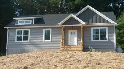 Pine Bush Single Family Home For Sale: Lot 1 Ulsterville Road
