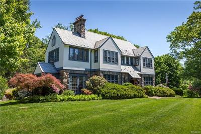 Bronxville NY Single Family Home For Sale: $2,995,000