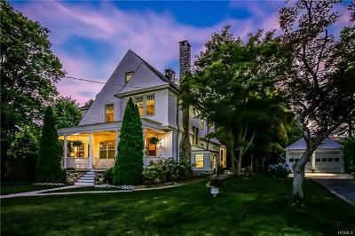 Larchmont Single Family Home For Sale: 8 Bonnett Avenue