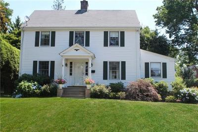 Rye Brook Single Family Home For Sale: 57 Tamarack Road