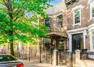 Bronx Multi Family 2-4 For Sale: 866 Manida Street