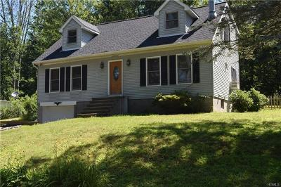Patterson Single Family Home For Sale: 35 Barnard Road