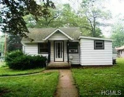 Cuddebackville Single Family Home For Sale: 23 White Oak Drive
