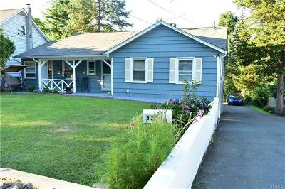 Haverstraw NY Multi Family 2-4 For Sale: $365,000