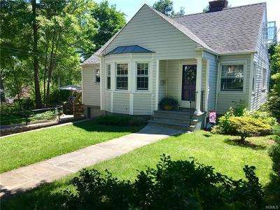 Yonkers Single Family Home For Sale: 9 Kinross Place