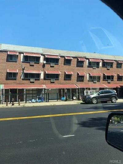 Bronx Multi Family 2-4 For Sale: 1320 Metcalf Avenue