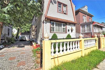 Bronx Multi Family 2-4 For Sale: 4457 Seton Avenue