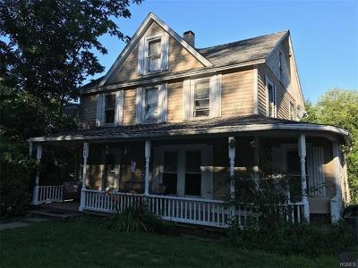 Hurleyville NY Single Family Home For Sale: $110,000