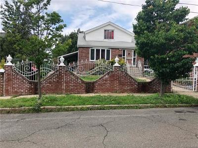 Bronx Single Family Home For Sale: 1465 Deyo Street