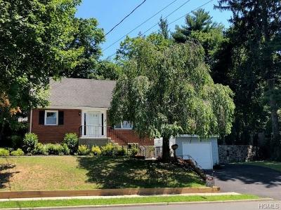 Westchester County Single Family Home For Sale: 128 Cleveland Drive